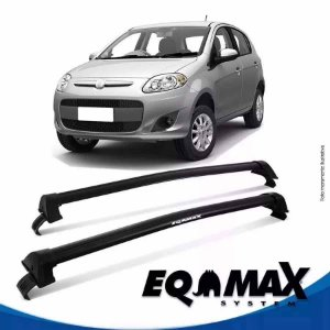 Rack Eqmax Palio Novo 4P New Wave 12/14 preto