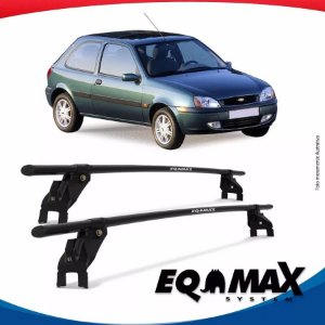 Rack Aço Teto Eqmax  Fiesta 2 Pts Hatch Street 96/06