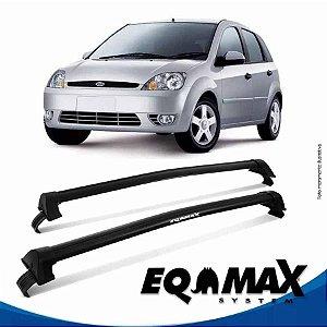 Rack Teto Eqmax New Wave Fiesta Hatch Rocan 03/16 Preto