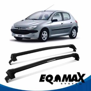 Rack Eqmax New Wave 206 4P 99/14 preto