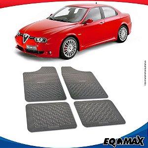 Tapete Borracha Eqmax Alfa Romeo 156