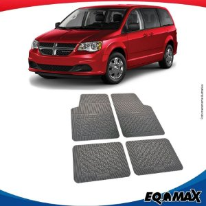Tapete Borracha Eqmax Chrysler Grand Caravan