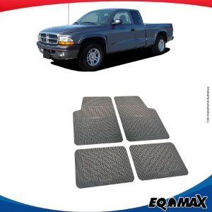 Tapete Borracha Eqmax Chrysler Dakota