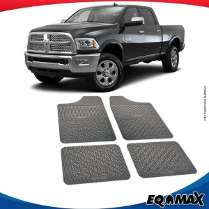 Tapete Borracha Eqmax Dodge Ram