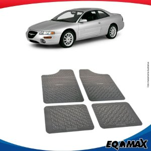 Tapete Borracha Eqmax Chrysler Stratus