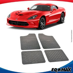 Tapete Borracha Eqmax Dodge Viper