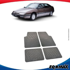 Tapete Borracha Eqmax Citroen Xm