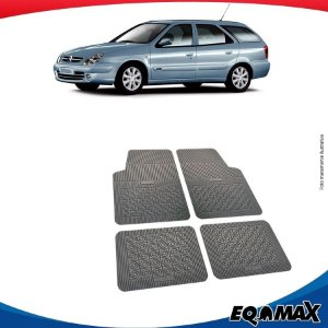 Tapete Borracha Eqmax Citroen Xsara Break