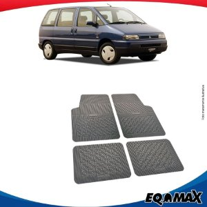 Tapete Borracha Eqmax Citroen Evasion