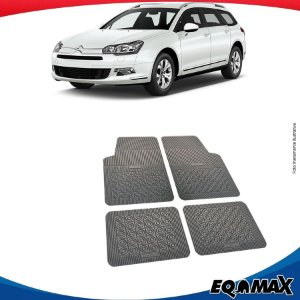 Tapete Borracha Eqmax Citroen C5 Wagon