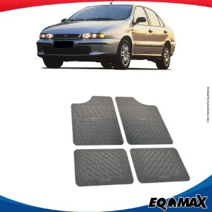 Tapete Borracha Eqmax Fiat Marea Sedan