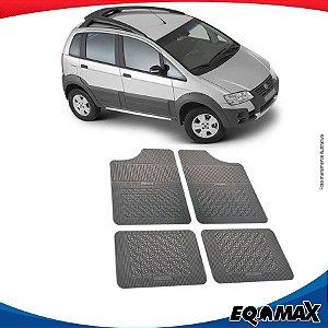 Tapete Borracha Eqmax Fiat Idea