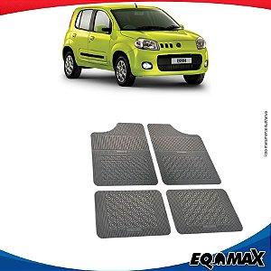 Tapete Borracha Eqmax Fiat Uno Vivace