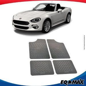 Tapete Borracha Eqmax Fiat Spider