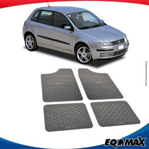 Tapete Borracha Eqmax Fiat Stilo