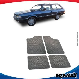 Tapete Borracha Eqmax Ford Belina