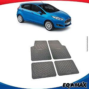 Tapete Borracha Eqmax Ford New Fiesta Hatch