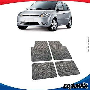 Tapete Borracha Eqmax Ford Fiesta Hatch