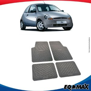 Tapete Borracha Eqmax Ford Ka Antigo