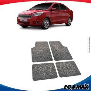 Tapete Borracha Eqmax Ford Ka Sedan