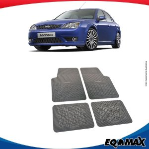 Tapete Borracha Eqmax Ford Mondeo