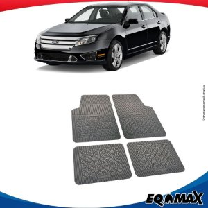 Tapete Borracha Eqmax Ford Fusion 09/12