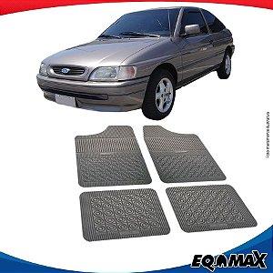 Tapete Borracha Eqmax Ford Escort Sapão