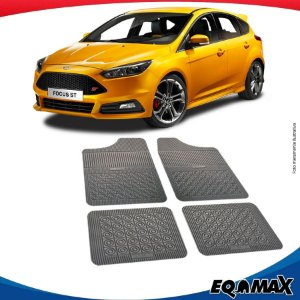 Tapete Borracha Eqmax Ford Focus Hatch 14/17