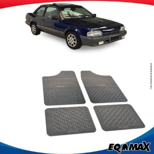 Tapete Borracha Eqmax Ford Verona