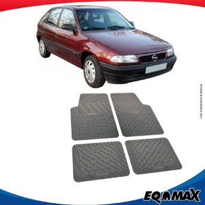 Tapete Borracha Eqmax Chevrolet Astra Hatch