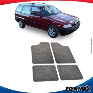 Tapete Borracha Eqmax Chevrolet Astra Sw
