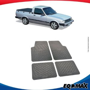 Tapete Borracha Eqmax Chevrolet Chevy