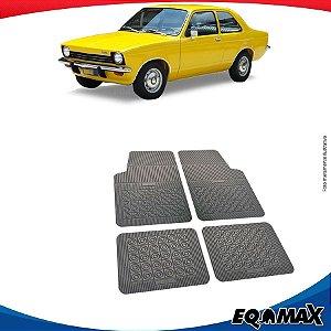 Tapete Borracha Eqmax Chevrolet Chevette