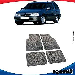 Tapete Borracha Eqmax Chevrolet Suprema