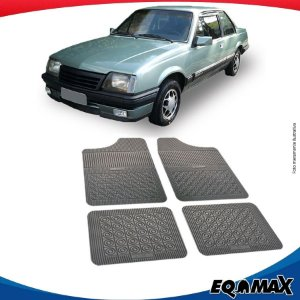 Tapete Borracha Eqmax Chevrolet Monza