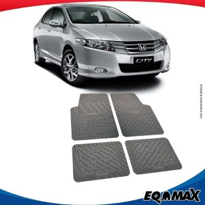 Tapete Borracha Eqmax Honda City