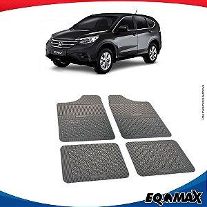 Tapete Borracha Eqmax Honda Nova CRV
