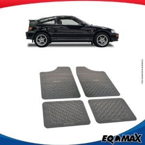 Tapete Borracha Eqmax Honda CRX