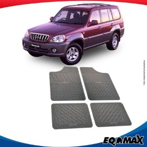 Tapete Borracha Eqmax Hyundai Terracan