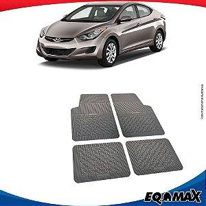 Tapete Borracha Eqmax Hyundai Elantra