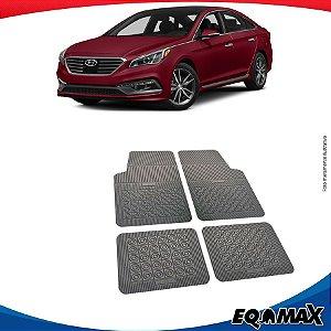 Tapete Borracha Eqmax Hyundai Sonata