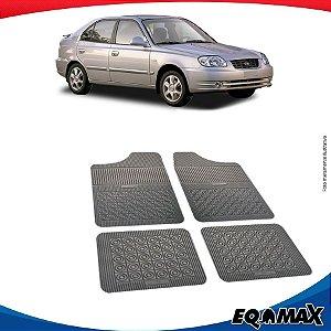 Tapete Borracha Eqmax Hyundai Excel