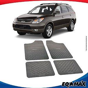 Tapete Borracha Eqmax Hyundai Vera Cruz