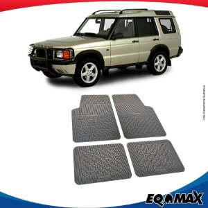 Tapete Borracha Eqmax Land Rover Discovery Antiga