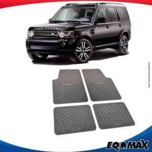 Tapete Borracha Eqmax Land Rover Discovery 4
