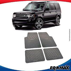 Tapete Borracha Eqmax Land Rover Discovery 4