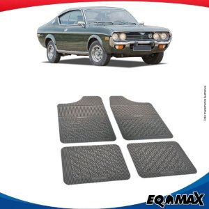 Tapete Borracha Eqmax Mazda 929