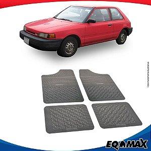 Tapete Borracha Eqmax Mazda 323