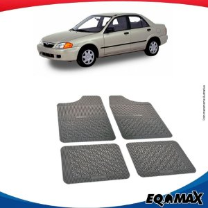 Tapete Borracha Eqmax Mazda Protege