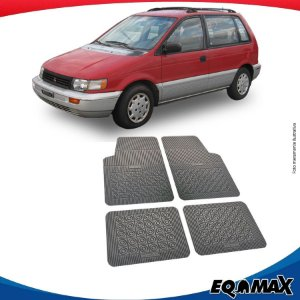 Tapete Borracha Eqmax Mitsubishi Expo